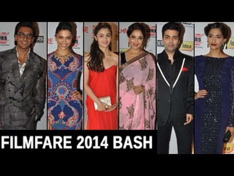59th Idea Filmfare Awards 2014
