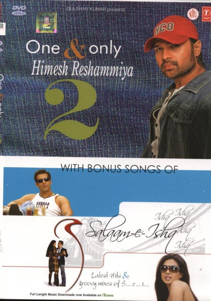ONE OND ONLY HIMESH-2/Salam-e-ishk
