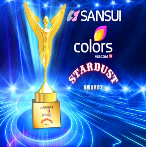 Sansui Colors Stardust Awards 2017