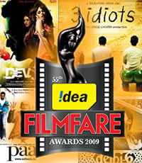 55th FilmFare Awards-2010 (c русскими субтитрами)
