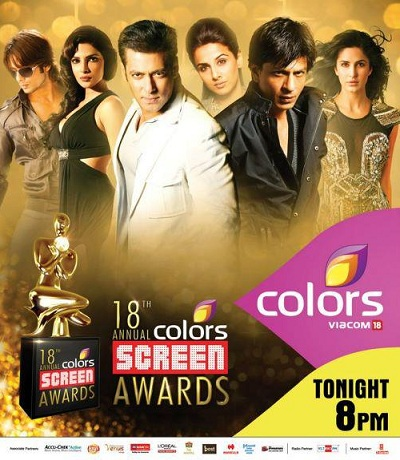 18th Annual Color Screen Awards-2012