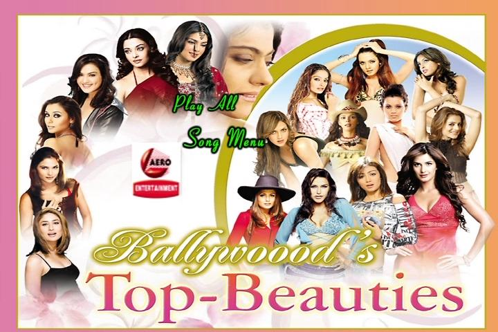 BOLLYWOOD TOP BEAUTIE'S