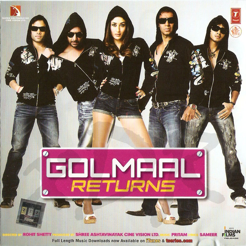 Golmaal Returns [2008]